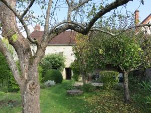 jardin Marité au Printemps
